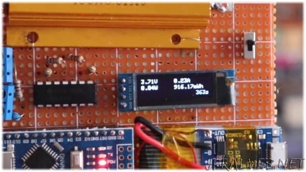 Arduino power logger - DIY
