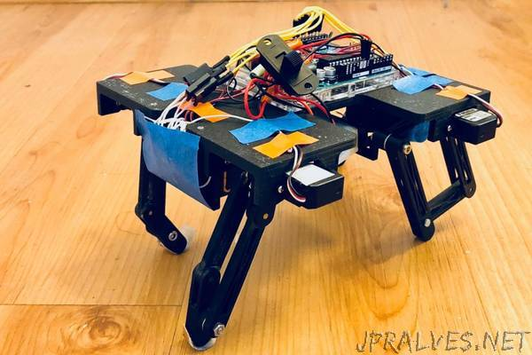 How to build a robot that mimics the moves of animals - and why you'd want to