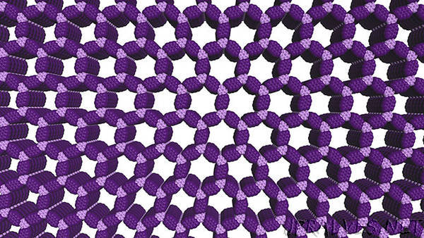 Northwestern researchers achieve unprecedented control of polymer grids