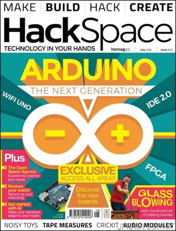 HackSpace magazine #8