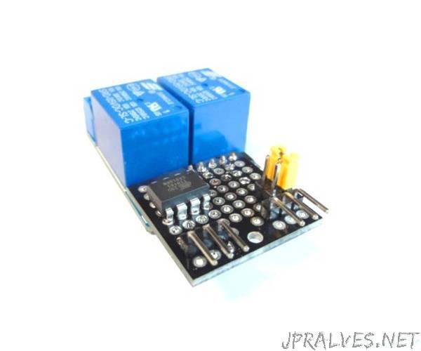 IOT123 - I2C 2Ch Relay Brick