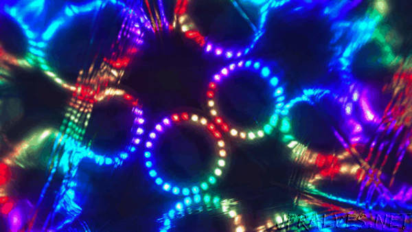NeoPixel Ring Kaleidoscope