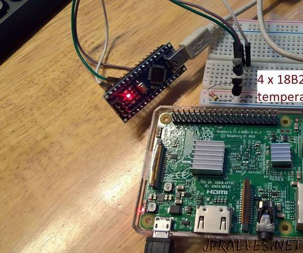 Set Up From Scratch a Raspberry Pi to Log Data From Arduino