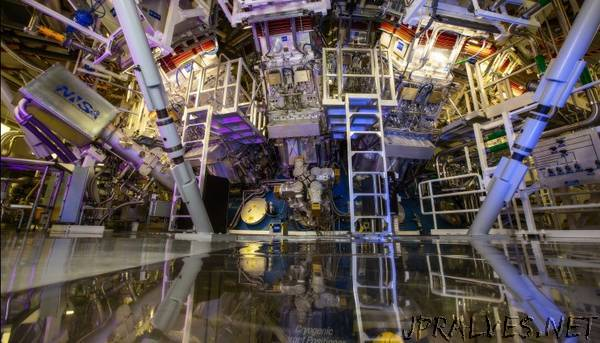 NIF sets new laser energy record