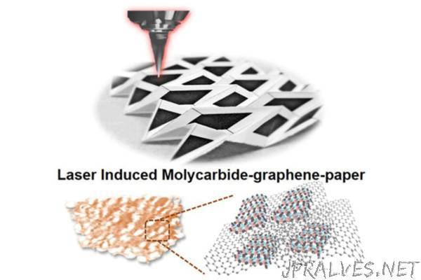 Berkeley engineers develop origami electronics from cheap, foldable paper