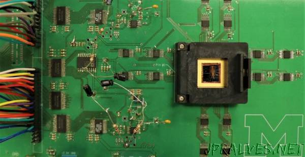 Memory-processing unit could bring memristors to the masses