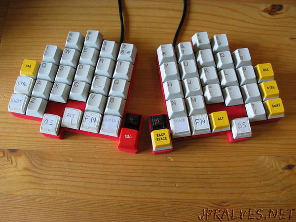 Building a keyboard from scratch