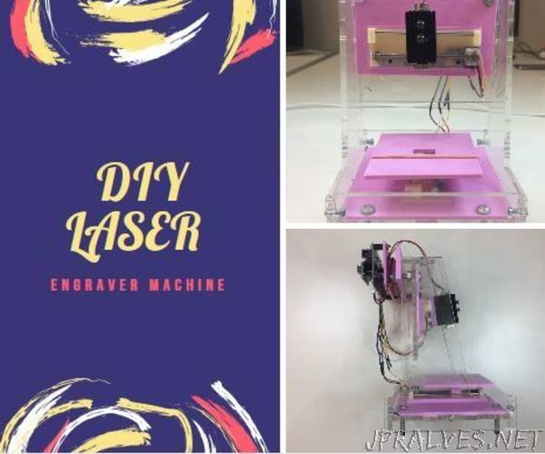 DIY Laser Engraver Machine