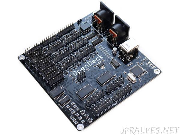 OpenDeck MIDI Platform