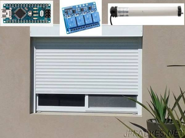 Blinds (or any high power motor) control