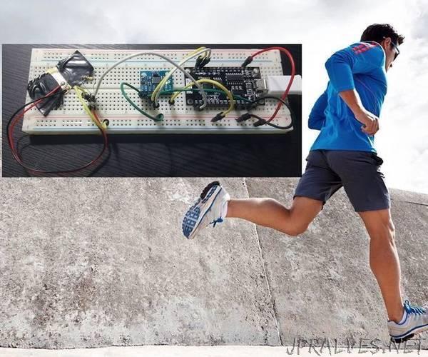 IDC2018IOT Leg Running Tracker