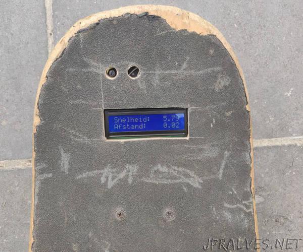 Skate-o-Meter