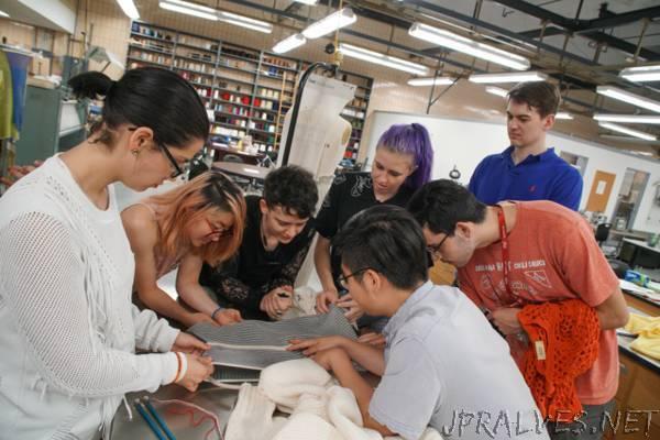 Inventing future fabrics