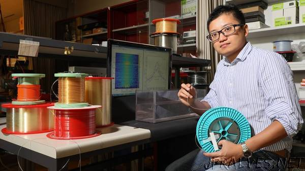 """Optical fibers that can """"feel"""" the materials around them"""