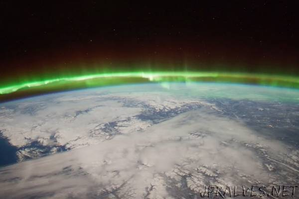 Study: Hole in ionosphere is caused by sudden stratospheric warming