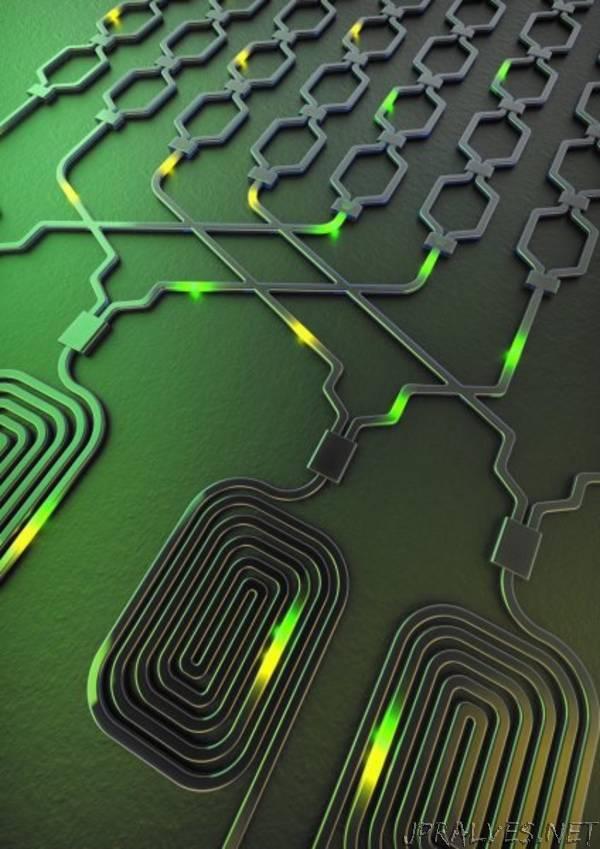 Making light work of quantum computing