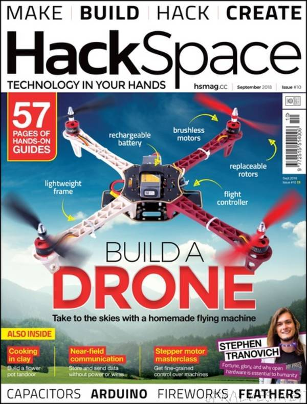 HackSpace magazine #10