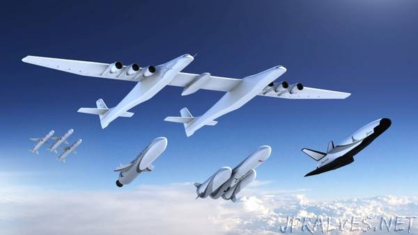 Stratolaunch Announces New Launch Vehicles