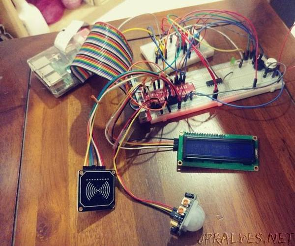 IoT Smart Home System