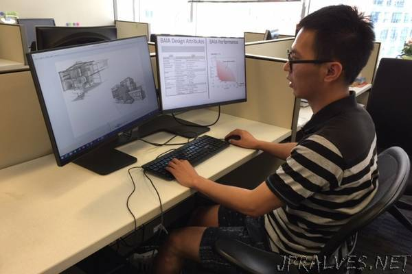 Software tool could help architects design efficient buildings