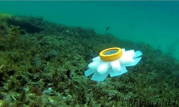 Meet the new guardians of the ocean - robot jellyfish