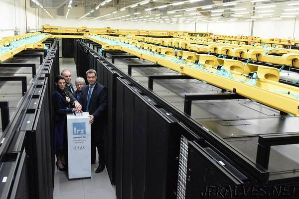 The fastest supercomputer in Germany