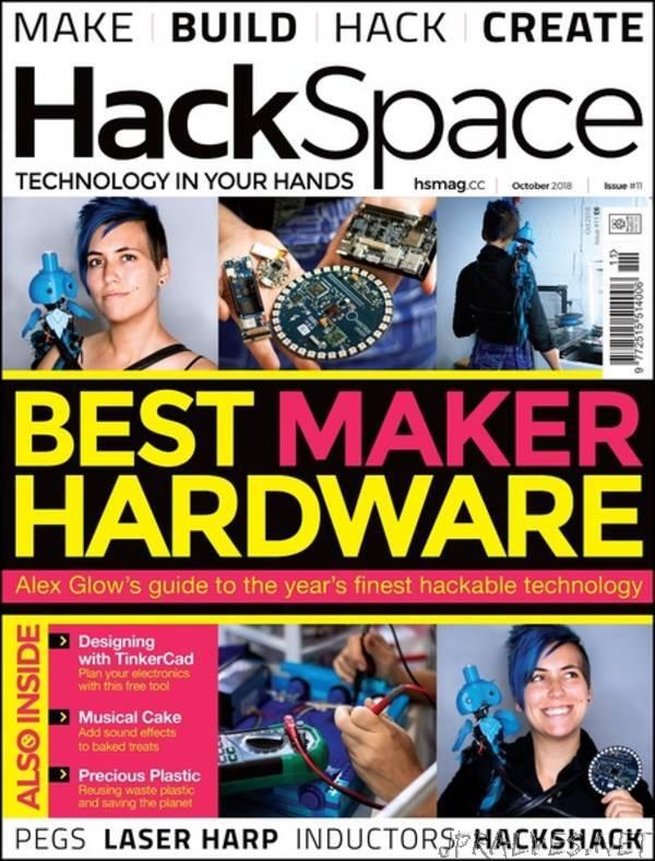 HackSpace magazine #11