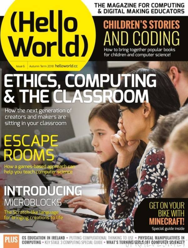 Hello World issue 6