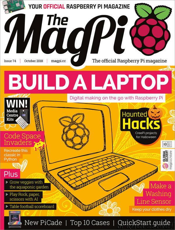 The MagPI 74