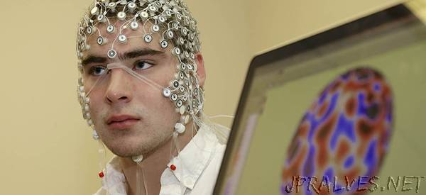 It's Now Possible To Telepathically Communicate with a Drone Swarm