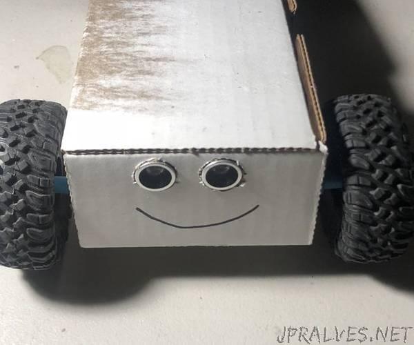Autonomous and Remote Control Robot