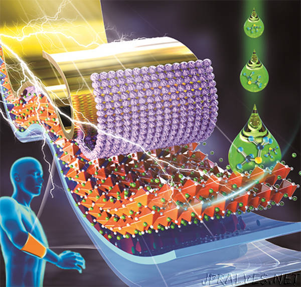 Scientists Review Recent Advances in Flexible Perovskite Solar Cell