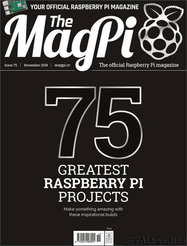 The MagPI 75