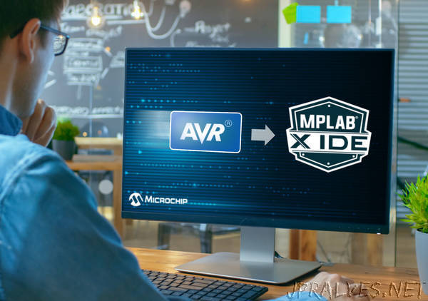 AVR Microcontrollers Now Supported in MPLAB X Integrated Development Environment