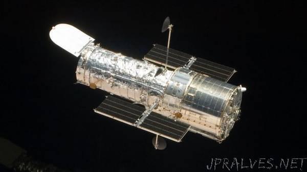 Hubble telescope hit by mechanical failure