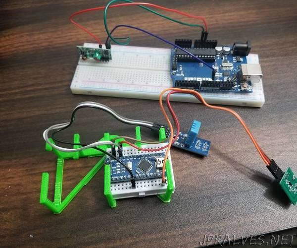 Autostat : a Remote Thermostat