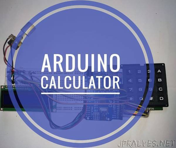 How to Use Keypad & LCD With Arduino to Make Arduino Calculator.