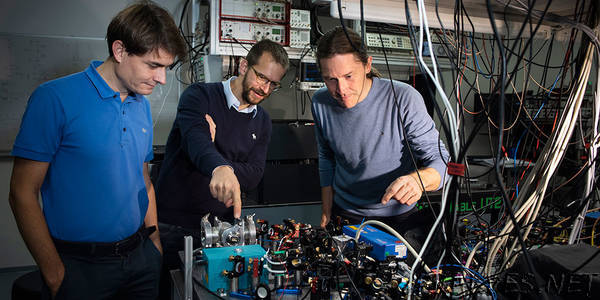 Quantum Technologies Flagship: Basel physicists participate in three research consortia