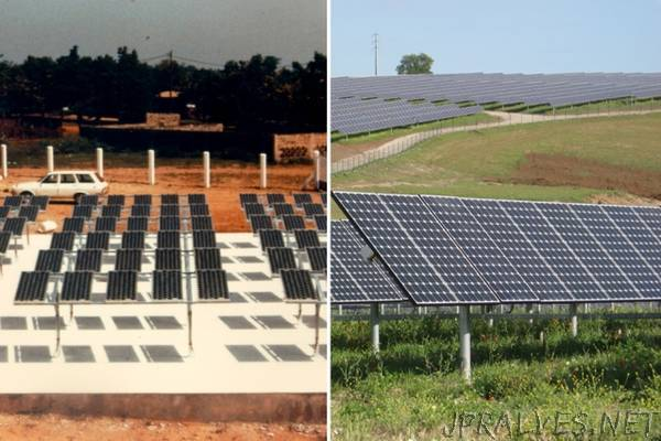 Explaining the plummeting cost of solar power