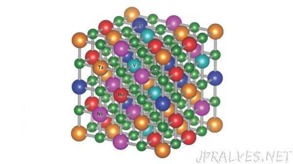 Disordered Materials Could Be Hardest, Most Heat-Tolerant Ever