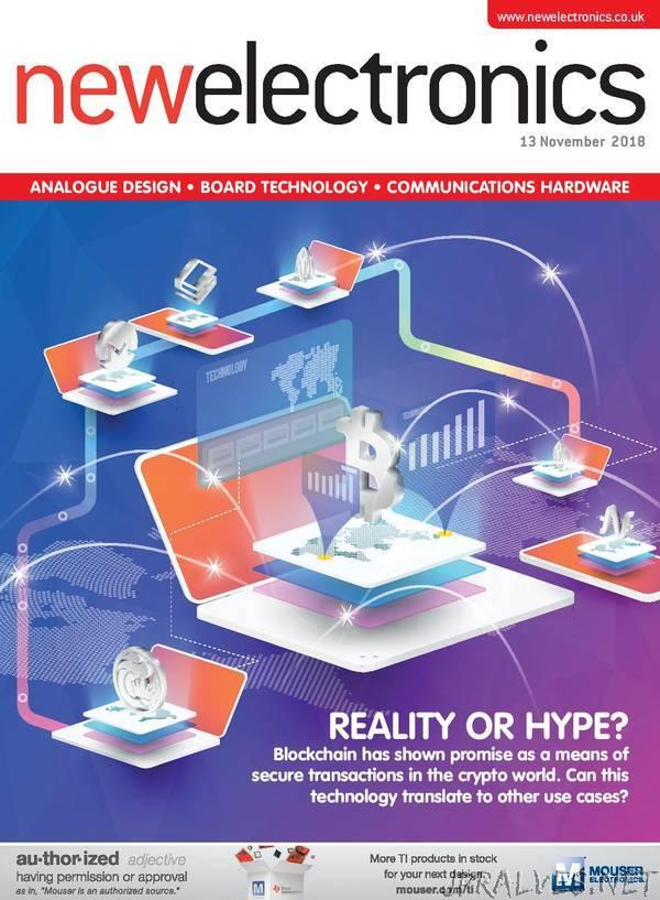 newelectronics 13 Novembro 2018