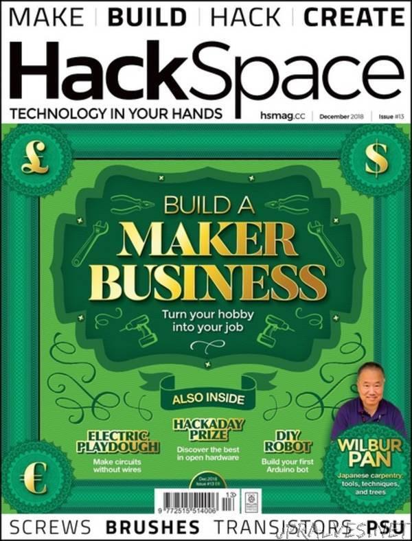 HackSpace magazine #13