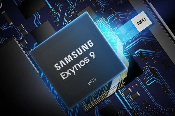 On-device AI processing with the new Exynos 9 Series 9820
