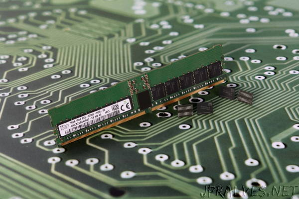 SK Hynix Inc. Announces 1Ynm 16Gb DDR5 DRAM