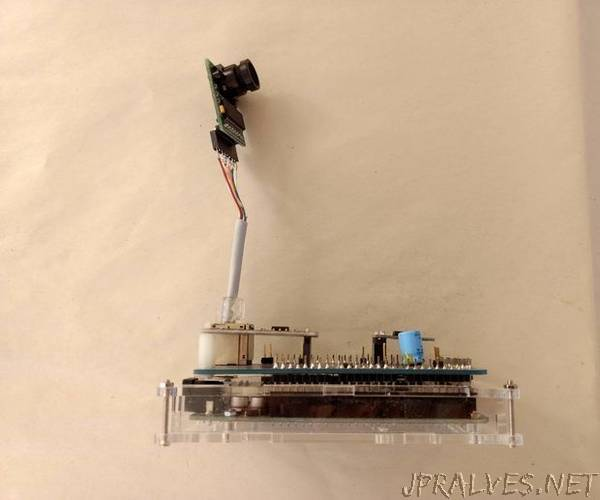 ESP8266 Remote Camera