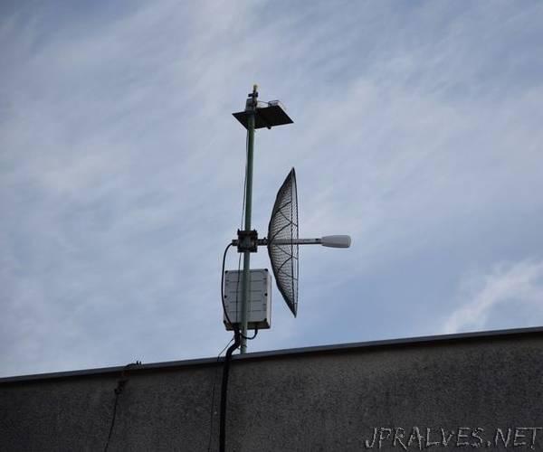 Arduino Weathercloud Weather Station