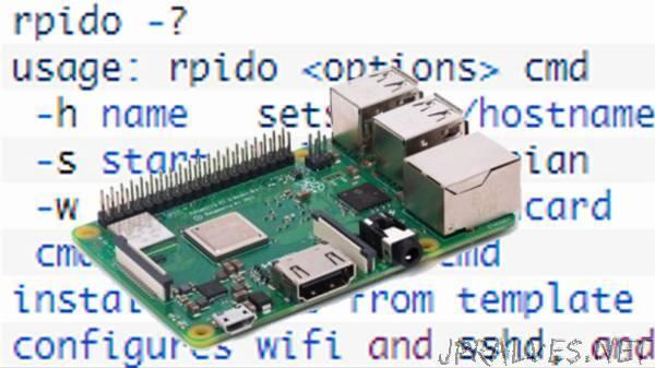 Headless Raspberry Pi Configuration