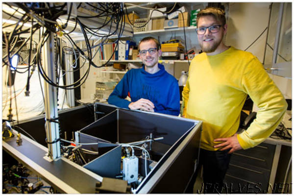 An important step towards completely secure quantum communication networks