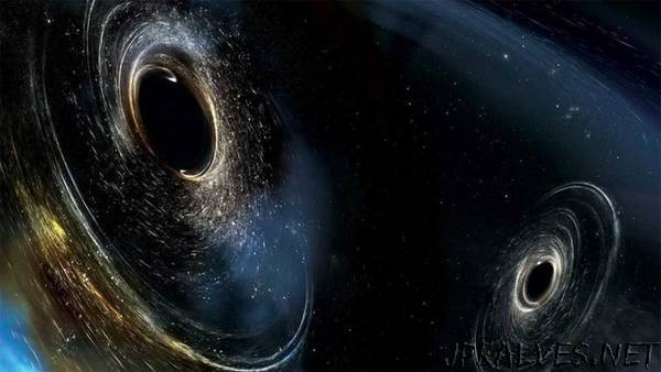 Scientists uncover new properties of black holes