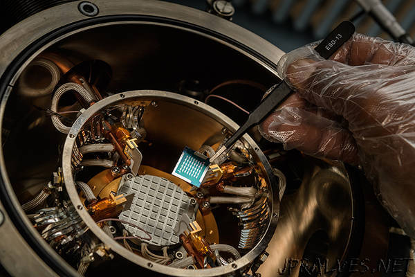 High-temperature electronics? That's hot
